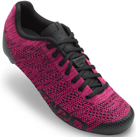 Giro Empire W E70 Knit Shoes Women berry/bright pink